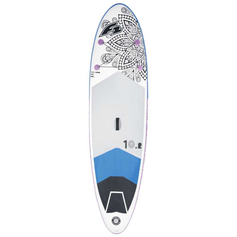 paddle gonflable femme