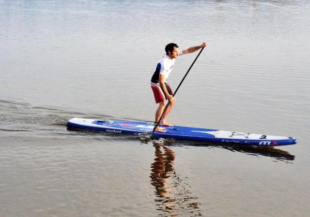 Quel est l'impact de la rigidité sur les performances d'un paddle?